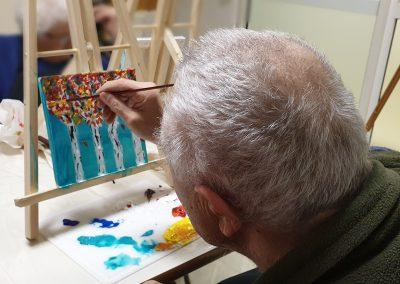 dejavnosti za starejše