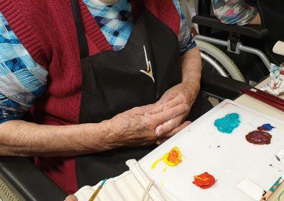 umetnost za starejše